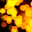 Abstract background of out of focus lights — Stock Photo