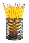 Kalem kalem tutucular — Stok fotoğraf