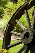 货车车轮 — 图库照片