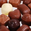 Foto de Stock  : Chocolate pralines