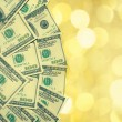 Foto de Stock  : Money background