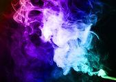 Abstraktní kouřové pozadí — Stock fotografie