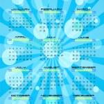 2011 calendar — Stock Vector #5803684
