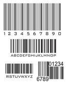 条码 — 图库矢量图片