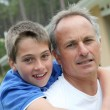 Father and son — Stock Photo #5695139