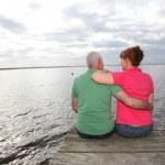 Senior couple — Stock Photo #5695549