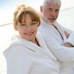 Senior couple — Stock Photo #5695551