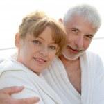 Senior couple — Stock Photo #5695552