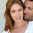 Portrait of in love couple — Stock Photo #5696373