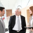 Business negotiation — Stock Photo #5697003