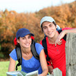 Stockfoto: Young couple