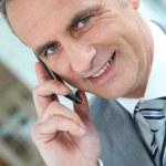 Portrait of businessman — Stock Photo #5699508