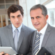 Businessmen meeting — Stock Photo #5699517