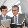 Businessmen meeting — Stock Photo #5699521