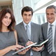 Business team — Stock Photo #5699528