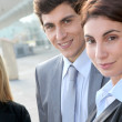 Business team — Stock Photo #5699613