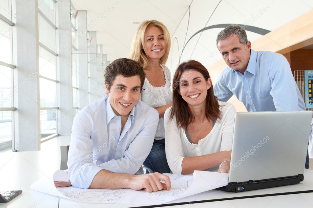 Business meeting in the office stock photo 169 goodluz 5699627