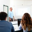 Business conference — Stock Photo #5700004