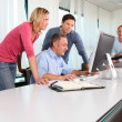 Office workers — Stock Photo #5700564