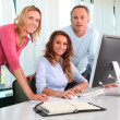 Office workers — Stock Photo #5700568