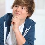 Young teen boy — Stock Photo #5700813