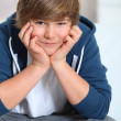 Young teen boy — Stock Photo #5700814