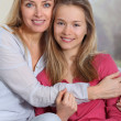 Mother and daughter — Stock Photo #5700823