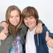Teenagers — Stock Photo #5700937