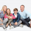 Happy family — Stock Photo #5700975