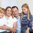 Happy family portrait — Stock Photo #6698100