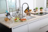 View of modern kitchen — Stock Photo