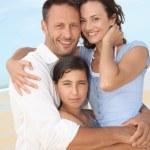 Portrait of happy family — Stock Photo #6704158