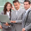 Business team — Stock Photo #6704313
