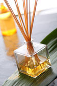 Perfumed incense sticks — Stock Photo