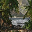 Kauai Hawaii — Stock Photo #5659093
