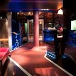 Five-star hotel`s lobby — Stock Photo