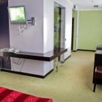 Dit is een foto van een vijf sterren hotelkamer — Stockfoto