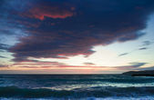 Jedná se o fotografie krásné svítání — Stock fotografie