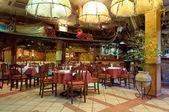 Italská restaurace — Stock fotografie
