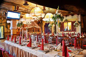 Wedding banquet — Foto Stock