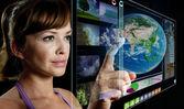 Future 3D Display — Stock Photo