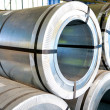 Rolls of steel sheet — Stock Photo #5670103