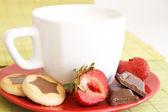 Comida dulce — Foto de Stock