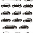 Car Types - Stock Vector