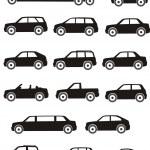 Car Types — Stock Vector #5666232