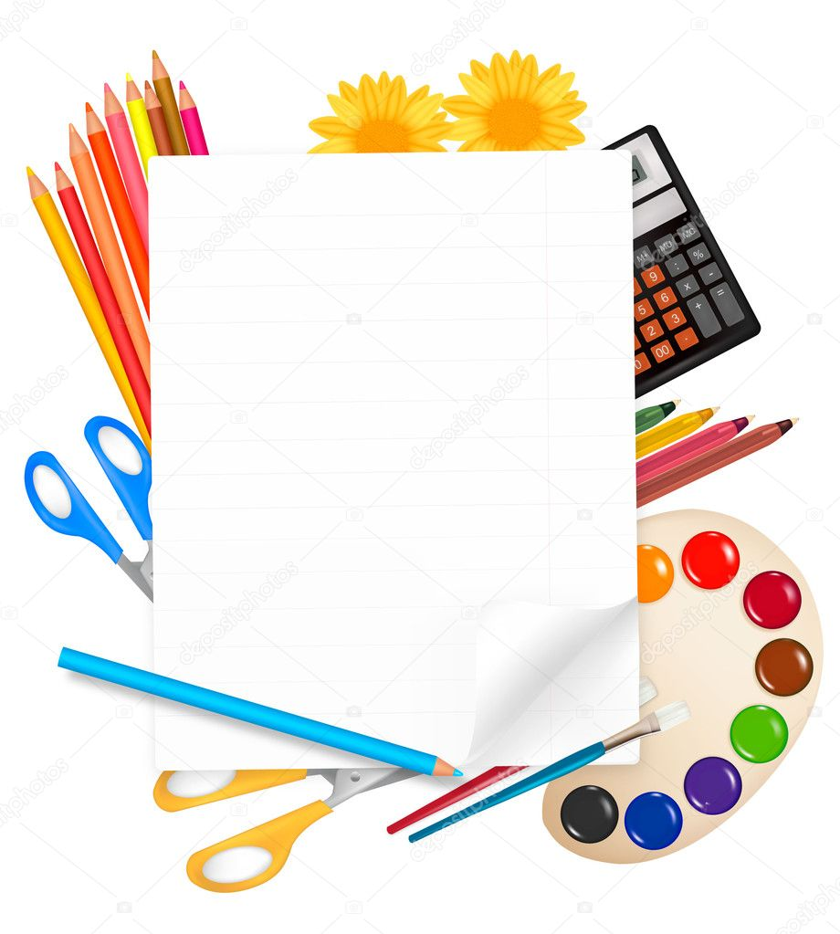 ... _6095918-Back-to-school.-Notepad-with-school-supplies.-Vector..jpg
