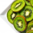 Royalty-Free Stock Photo: Kiwi slices