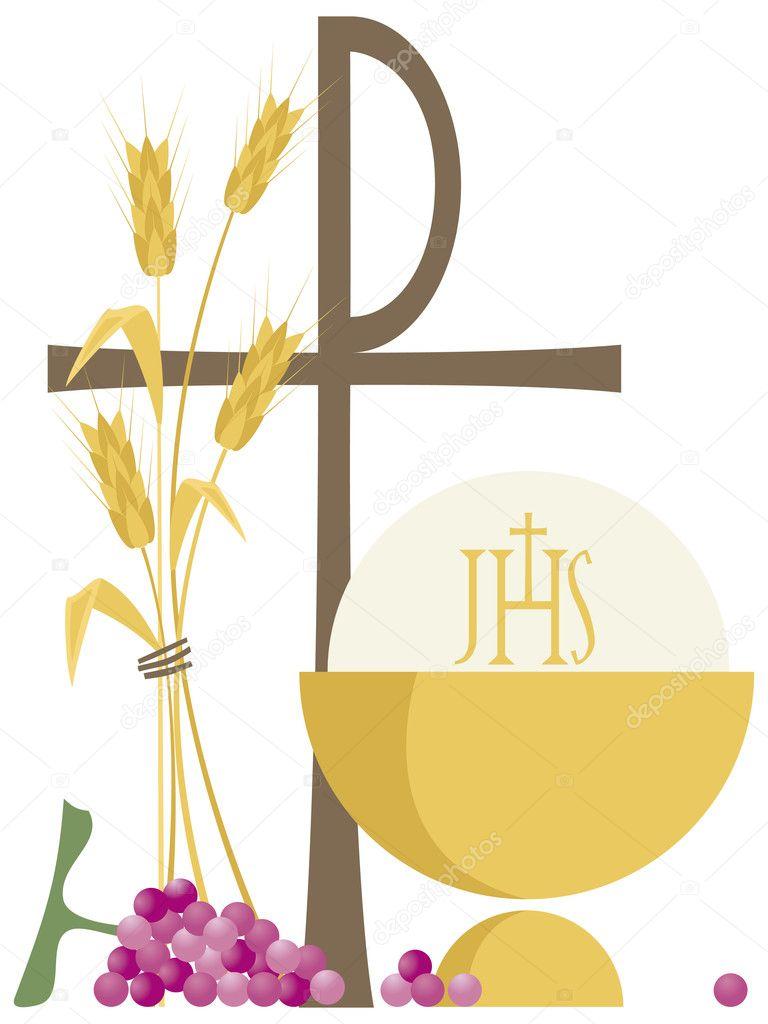 First Holy Communion Invitations Catholic was great invitation sample
