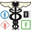 Medical Symbol — Stock Vector #6053914