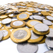 Stock Photo: Coins